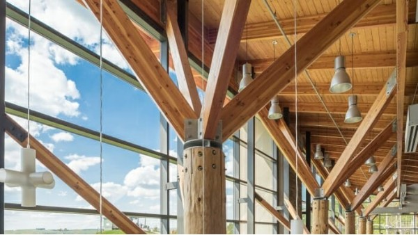 什么是胶合木结构层压材料?