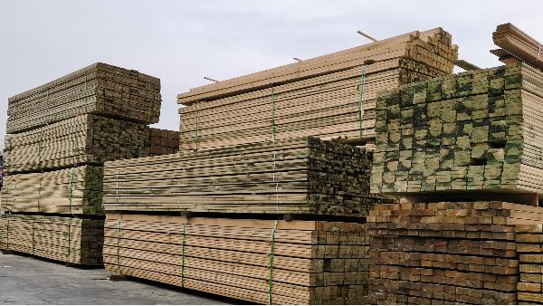 防腐木价格多少钱一平方米-新弘瑞森