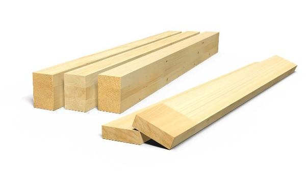 胶合木的制造简要