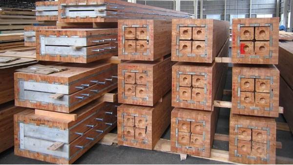 如何设计防火胶合木材料