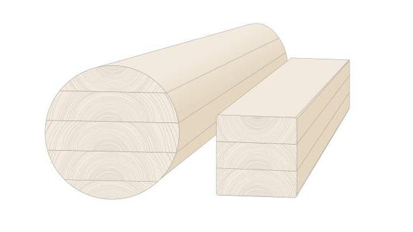 胶合木的制作和它有什么优点概述
