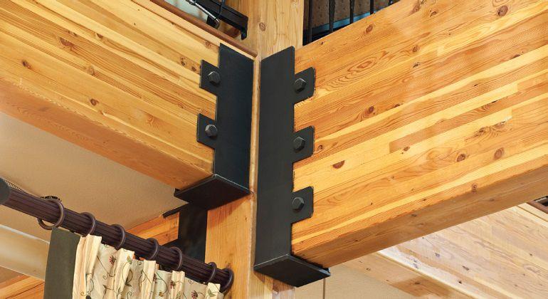 胶合木结构