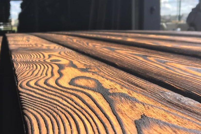 碳化木防腐木地板