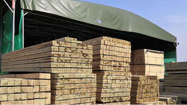 成都防腐木批发市场在哪里-新弘瑞森