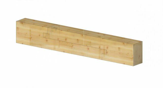 木结构组装
