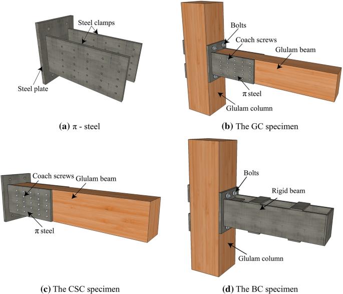 胶合木结构-新弘瑞森