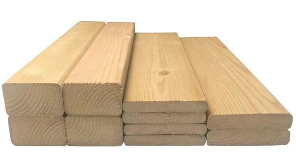 樟子松防腐木都是足尺的尺寸吗?