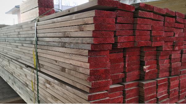 为什么防腐木材是不可以燃烧处理的?