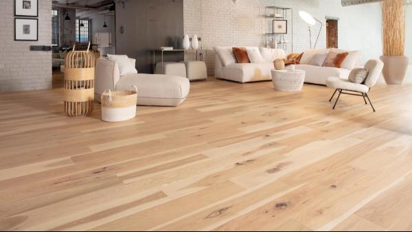 为什么选择木地板?