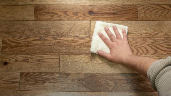 木地板的保养与清洁