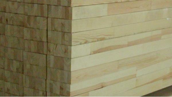 门窗胶合木材料-新弘瑞森
