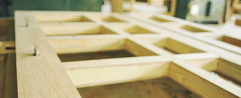 胶合木门窗材料