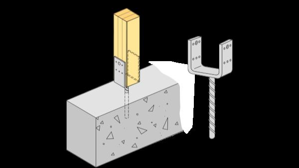 胶合木的连接组件(三)