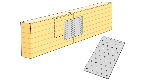 胶合木连接件介绍(二)