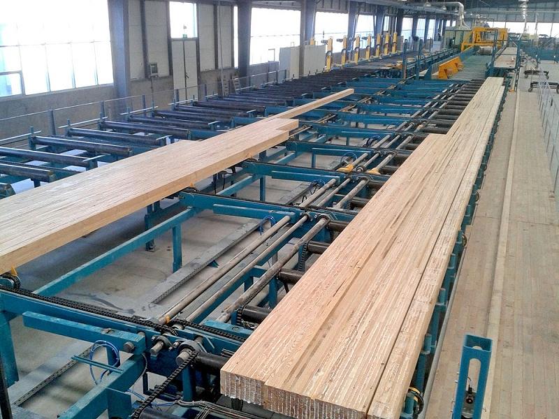 胶合木工厂