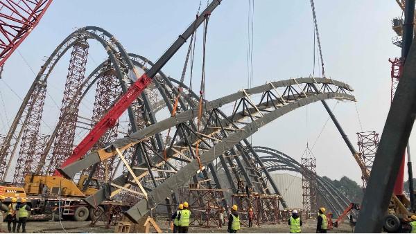 轻钢结构或许会被胶合木结构代替