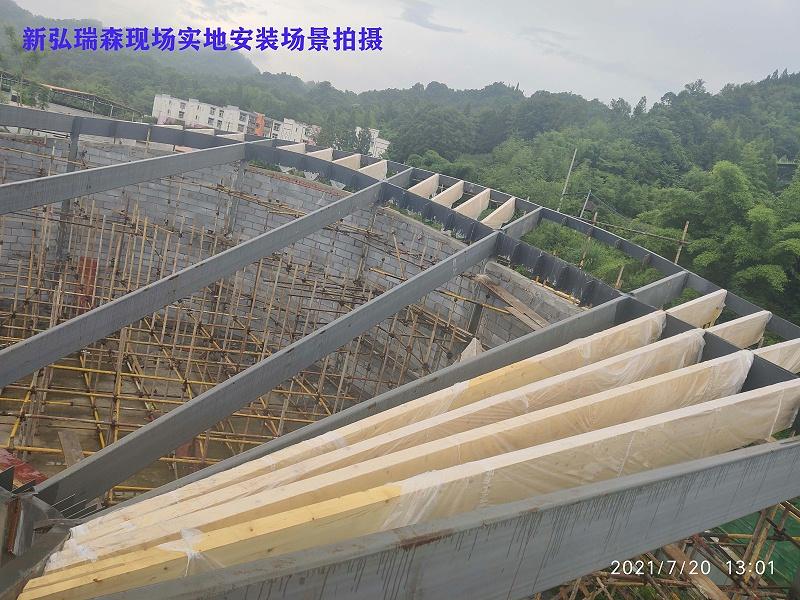 胶合木结构工程