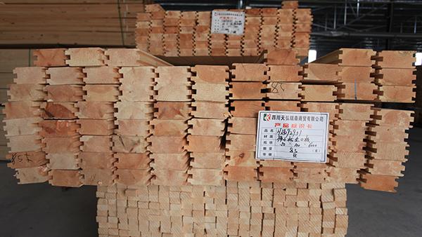 樟子松胶合木有什么特点