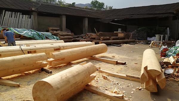 新弘瑞森浅析为何防腐木园林市场正在悄然兴起
