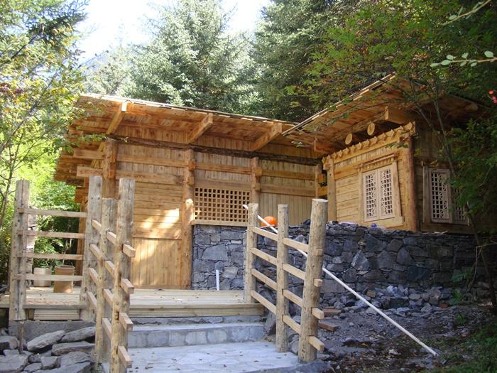 天鹅湖环保厕所