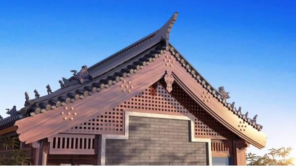防腐木古建筑结构有哪些?