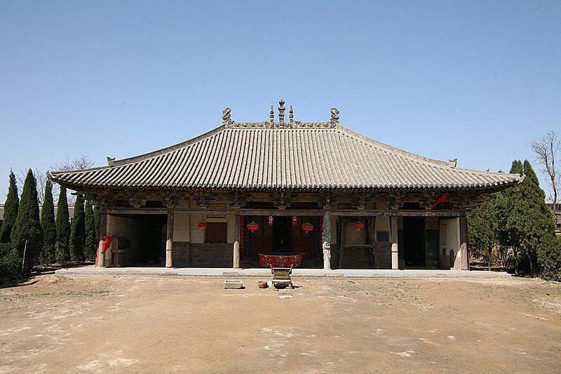 防腐木古建筑