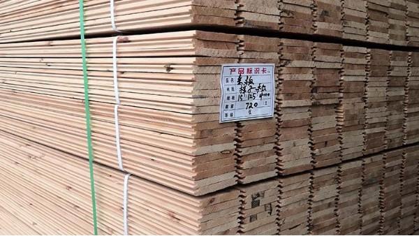 桑拿板批发厂家里一般备什么规格的货?