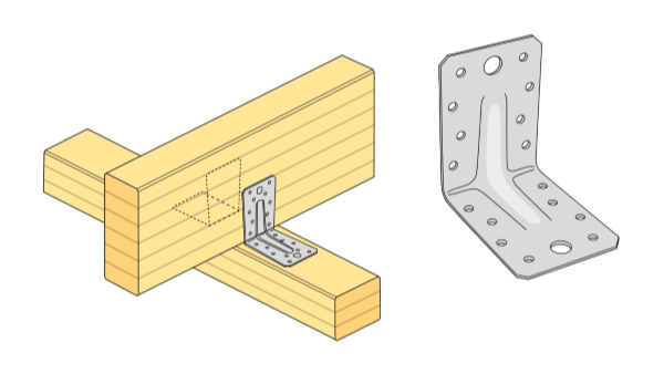 胶合木连接组件介绍(四)