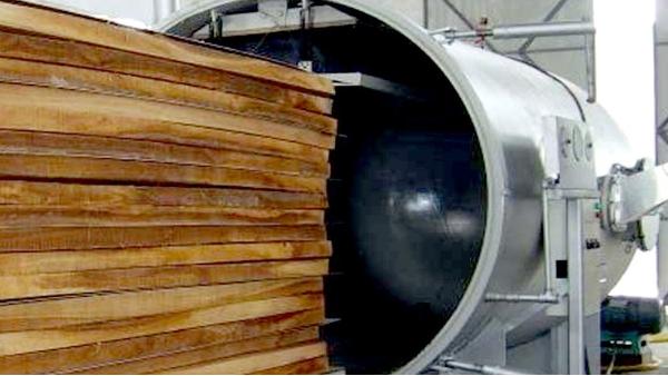 樟子松防腐木在生产中铜的使用
