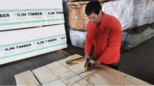 锯材质量等级的最常见用途