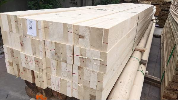 樟子松胶合木的优点介绍