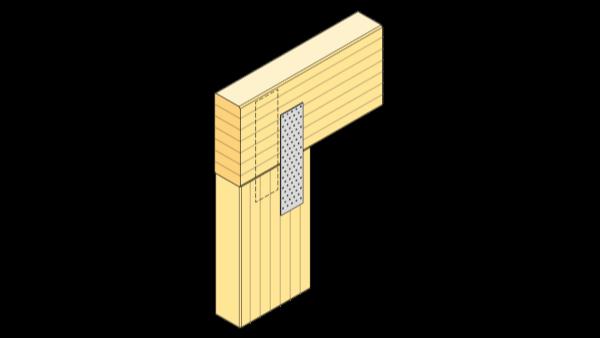 胶合木连接组件介绍(五)