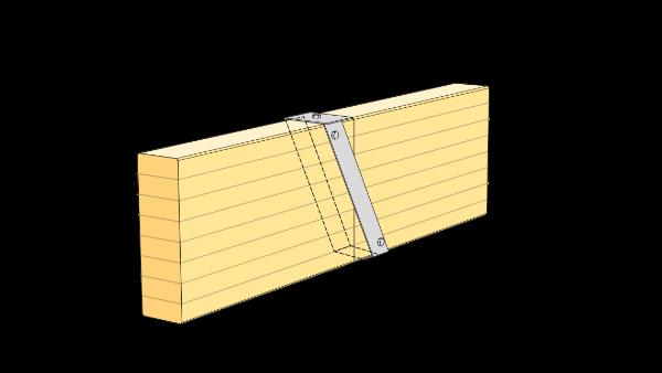 胶合木连接组件介绍(六)