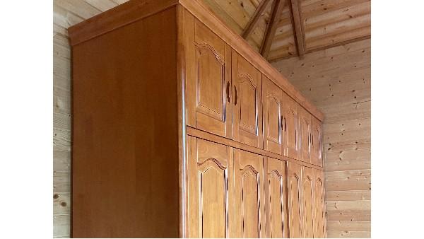 如何建一个容易取暖难降温的木屋